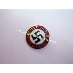 GER - repro Badge Adolf...