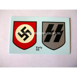 copy of WW2 - Decal WH - Paire