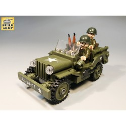 Jeep US type Willys + 2...