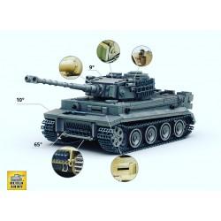 Tigre I - Panzerkampfwagen...
