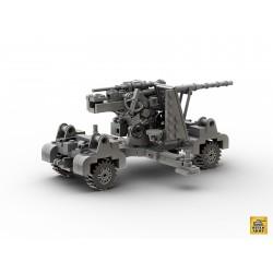 Flak 36 Canon de 88 -...