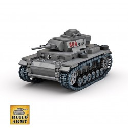 Panzer III Ausf J  -...