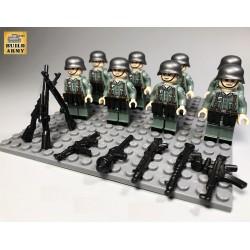 Soldats Allemands avec...